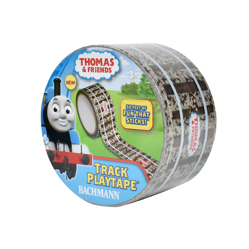"09101 50' x 2"" Thomas & Friends Track Playtape"
