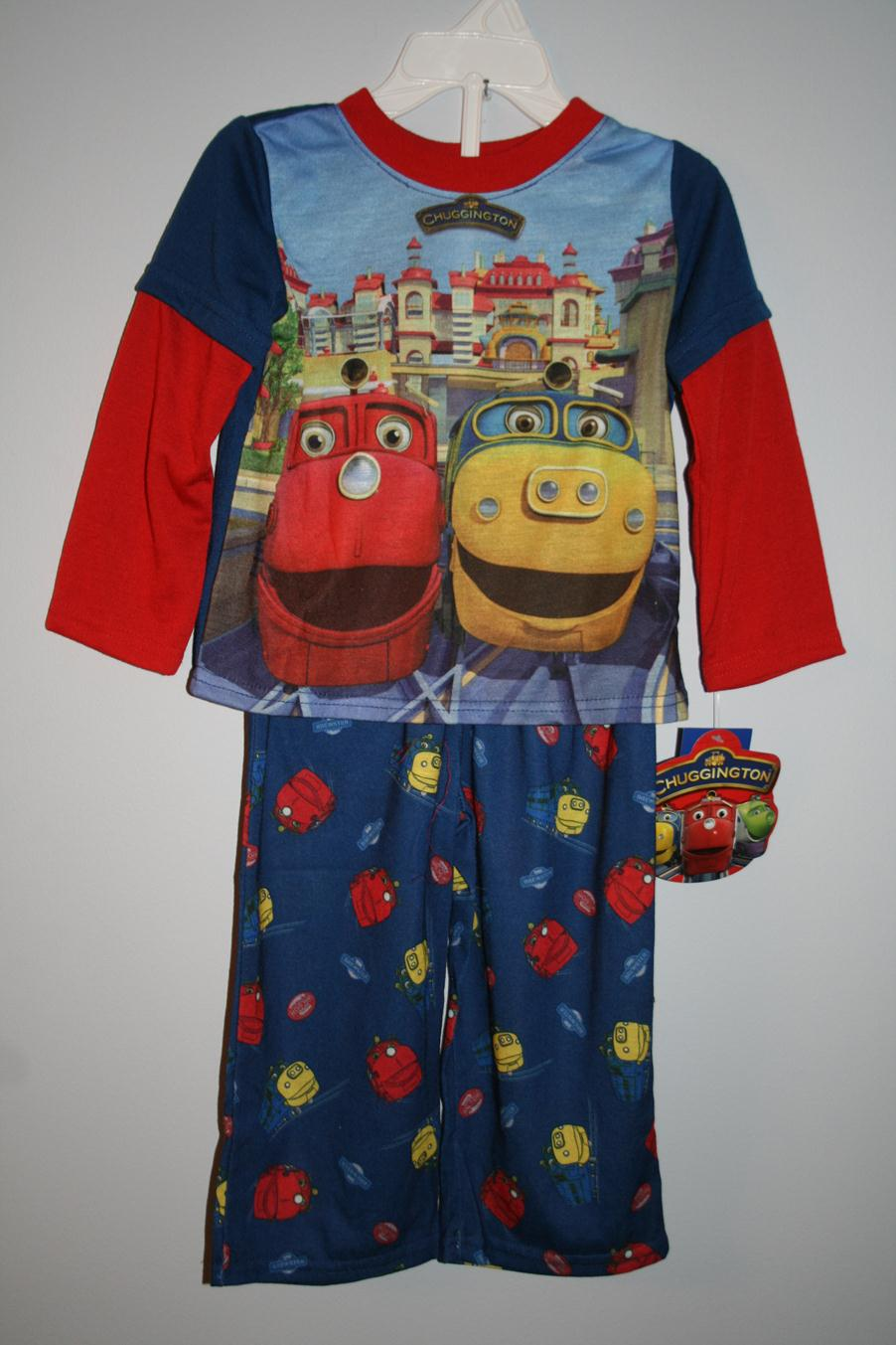 1058 Chuggington Pajamas