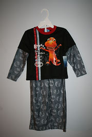 1059 Dinosaur Train Pajamas