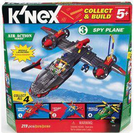12184 Collect n' Build Spy Plane Click