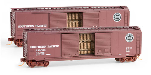 034 00 391 Southern Pacific Box Car