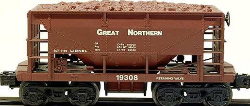 19308 Great Northern Ore Car