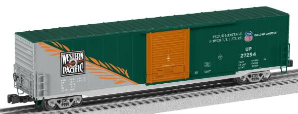 27254 Western Pacific UP Heritage 60' Boxcar