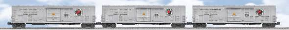 27375 Northern Pacific Mechanical Reefer 3-Pack
