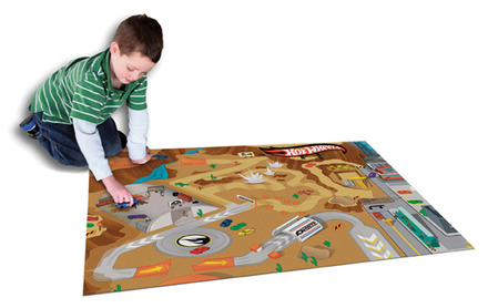 30737 Hot Wheels Value Mat
