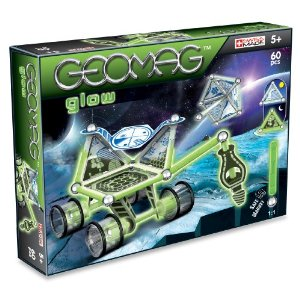 333 Lunar Vehicle Glow in The Dark Set