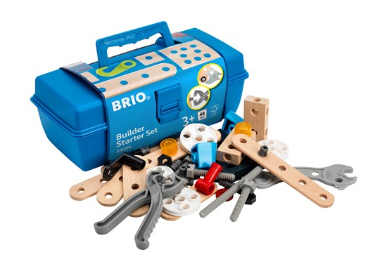 34586 Builder Starter Set in Tool Box!