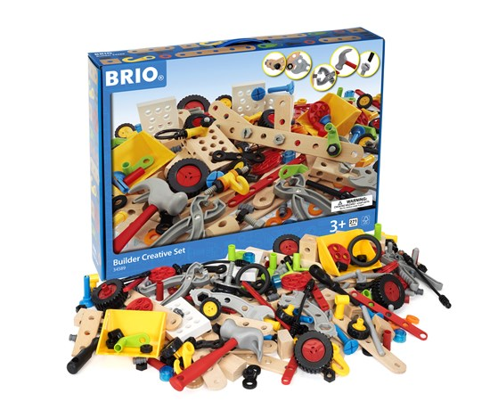 34589 Brio Builder Creative Set