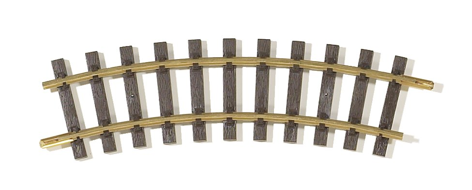35211 R-1 Curve Track R=600mm (Box of 12)