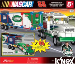 36169 #88 Amp Energy Transporter Rig Building Set
