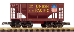 38855 Union Pacific Ore Car # 23707