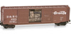 506 00 142 Denver & Rio Grande Western 50' Standard Box Car