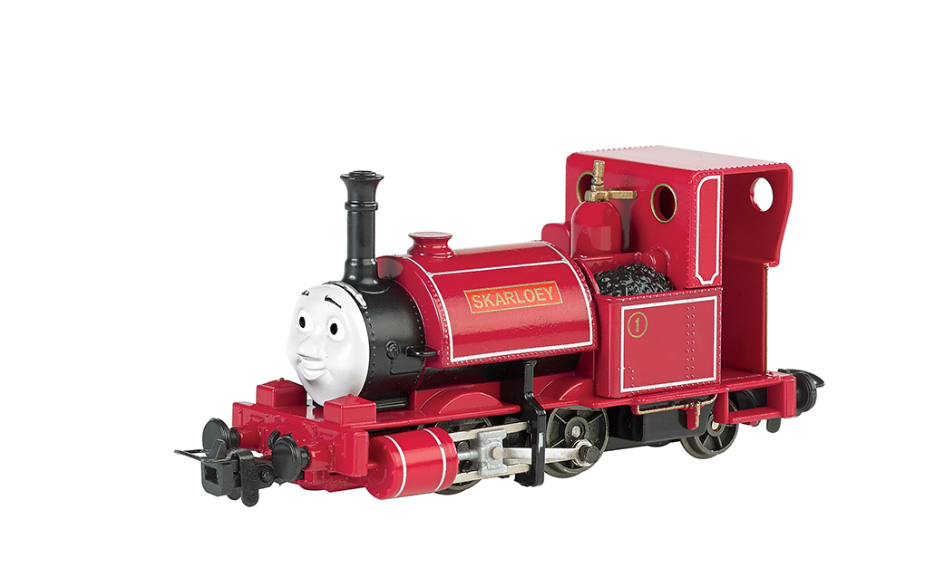 58601 Narrow Gauge Skarloey Engine