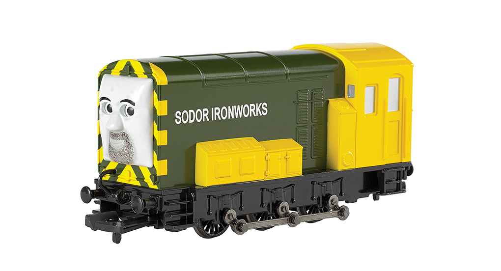 58813 Iron Bert Engine with Moving Eyes