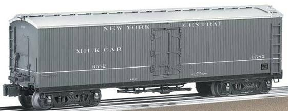 17372 New York Central General American Milk Car #6582