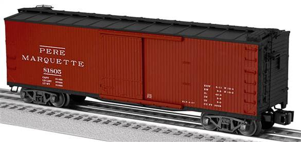17731 Pere Marquette Double-Sheathed Boxcar