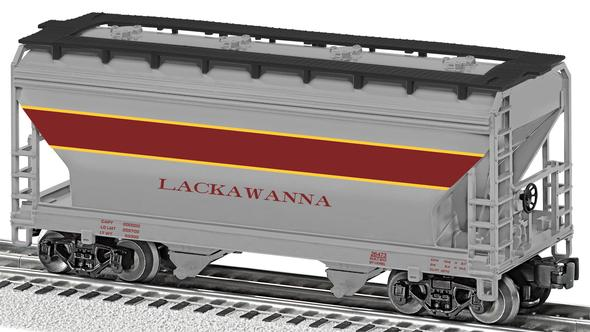 26473 Lackawanna NS Heritage ACF 2-Bay Hopper