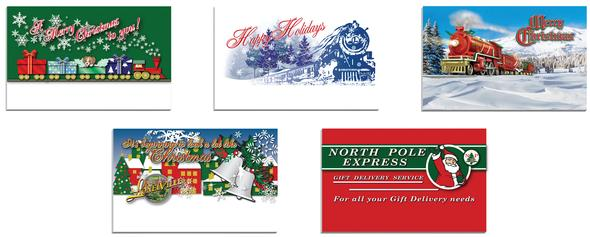 37854 Classic Christmas Billboard Set