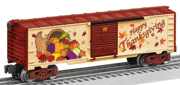 39359 Thanksgiving Box Car 2012