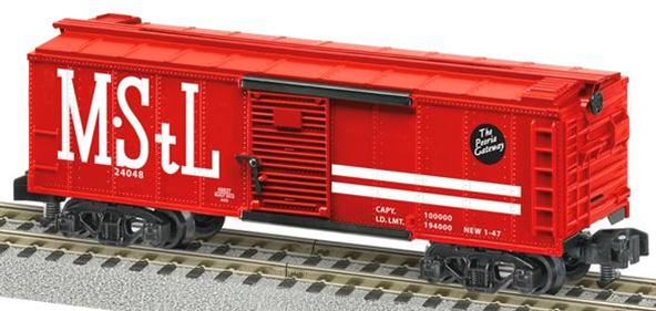 48827 Minneapolis & St.Louis Boxcar