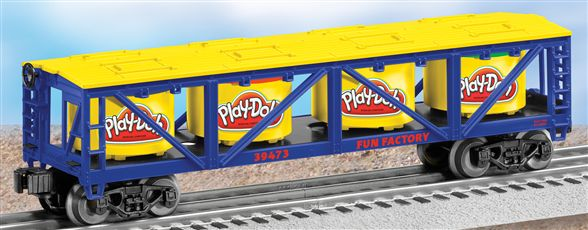 39473 Playdoh Vat Car
