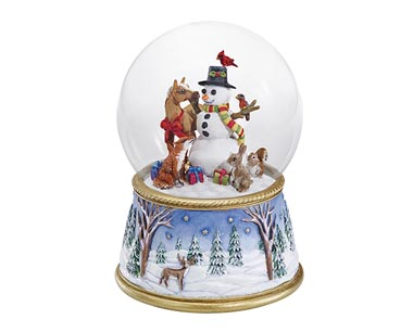 700238 2017 A Gathering of Friends Snowglobe 2017