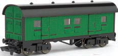 77018 Mail Car - Green