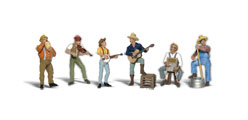 A2743 Jug Band - O Scale