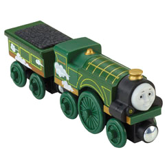 BDG16 Thomas & Friends™ Wooden Railway Roll & Whistle Emily