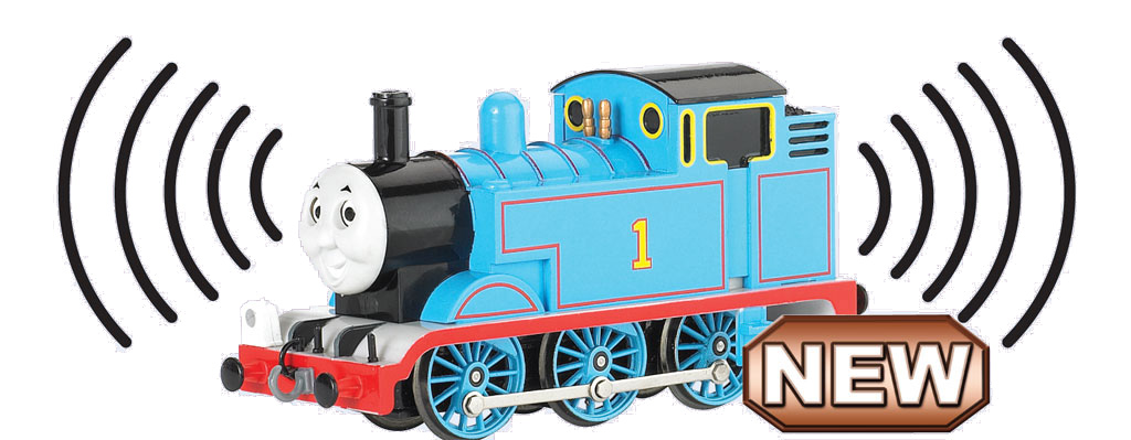 58701 Thomas the Tank Engine with Speed-Activated Sound