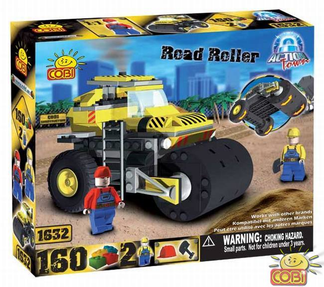 1632 Construction Road Roller