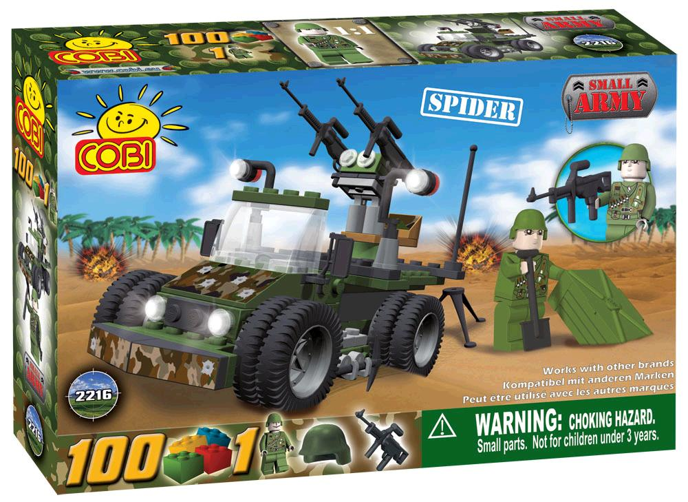2216 Army Spider Vehicle