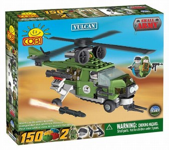 2307 Army Vulcan Helicopter