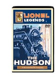 HUDDVD Lionel Legends - The Hudson