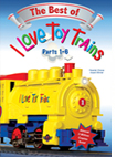 ILBEST1 The Best of I Love Toy Trains, Parts 1-6