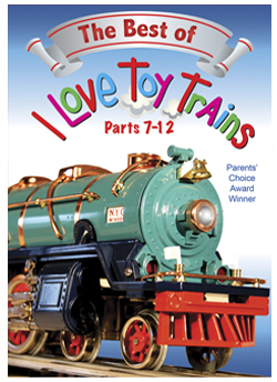 ILBEST2 The Best of I Love Toy Trains, Parts 7-12