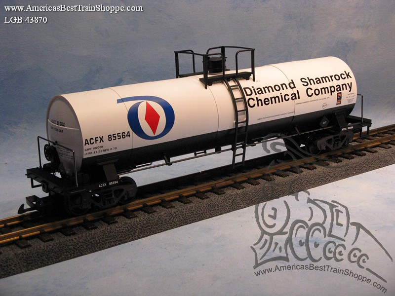 43870 Diamond Shamrock Modern Tank Car