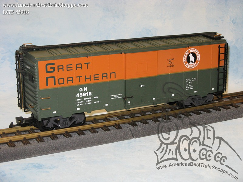45916 Great Northern Boxcar