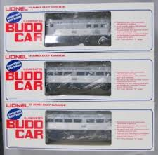 1766 Baltimore & Ohio Budd RDC Service Station Set