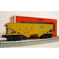 26400 Chicago & North Western 2-Bay Hopper (Yellow)
