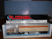 52092 Iowa Interstate Tractor Trailer Truck