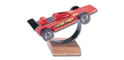 P0382 Racer Display Stand