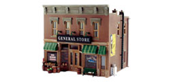 Woodland Scenics Buildings Kits : America's Best Train, Toy & Hobby
