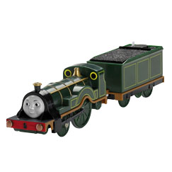 "R9237 Thomas & Friendsâ""¢ TrackMasterâ""¢ Emily with Tender"