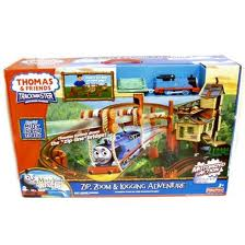 R9634 Thomas/ Friends™TrackMaster Zip, Zoom & Logging Adventure