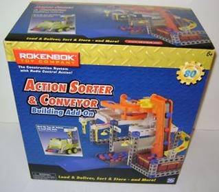 04729 Action Sorter and Conveyor