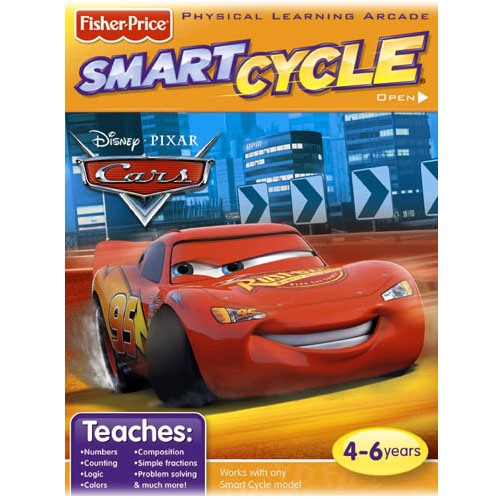 Smart Cycle Game Lightning McQueen