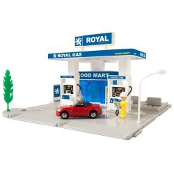 70671 Basic Action Set Gas Station