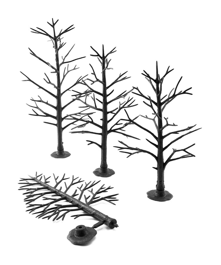 "TR1123 5"" to 7"" Armatures (Deciduous)"