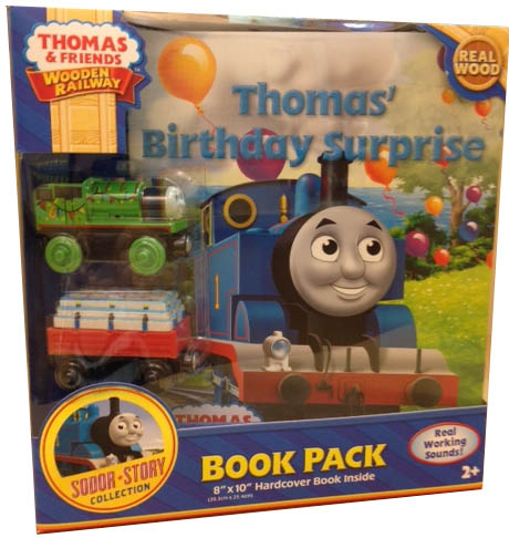 CCX58 Thomas' Birthday Surprise Book Pack